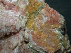 Fluocerite-(Ce).  Black Cloud Mine, Teller Co., Colorado, USA FOV=15 mm Photo Leonardus