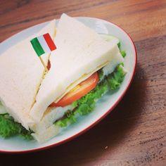 Sandwich from @kopineeyang #yogyakarta