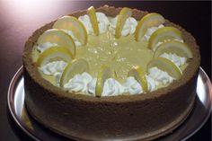 Lemon Velvet Pie from Bread Winners Cafe and Bakery in Dallas, TX
