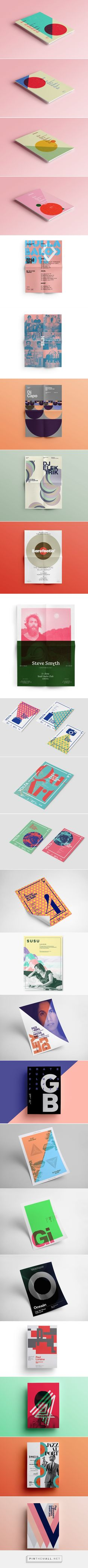 Most awaited, POSTERS VOL 05 Designed by Quim Marin