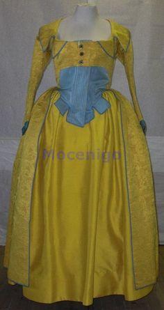Redingote, ca. 1785; Centro Studi di Storia del Tessuto e del Costume Cl. XXIV n. 0234