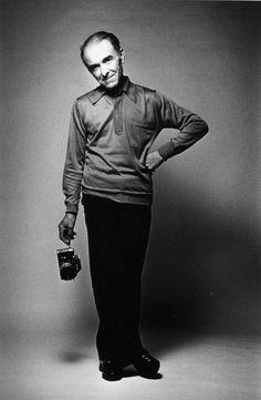 Robert Doisneau - Photo by Jeanloup Sieff. S)