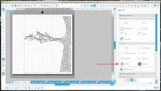 Sketch Fill Tutorial | Silhouette America Blog - Cari Locken for Silhouette