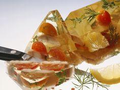 Sülze mit geräuchertem Aal - smarter - Zeit: 5 Std. | eatsmarter.de