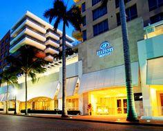 Hilton Bentley Miami/South Beach, FL Hotel - Hotel Exterior