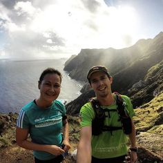 Welcome back Jenny!! What a great way to start the weekend than with a visit to Larano, showing new ground to our 3 times swedish guest  RUNNiNG TOURS   MADEiRA ISLAND  WWW.GOTRAILMADEIRA.COM  #gotrailmadeira #runningtour #trailrunning #running #ocean #view #mountain #bocadorisco #larano #gopro #picture #photo #discover #explore #visitmadeira #igers #ilovemadeira #natgeo #trailandultra #madeiraisland #world #sweden #natureza #nature #dreamjob #travel