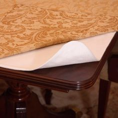 CuttoFit Cushioned Table Pads - Table pads cut to fit