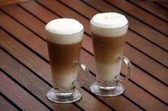 подборка рецептов кофе латте