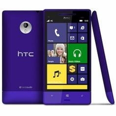 First Sprint Windows Phone 8 Device, HTC 8XT, Launches July 19  Perty!  Wish they had sprint near here...
