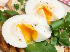Eier pochieren für Dummies - die besten Tricks fürs perfekte pochierte Ei