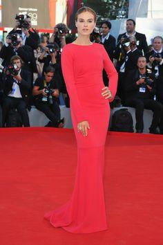 Kasia Smutniak 2012 - The 69th Venice Film Festival