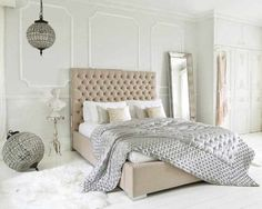 Inspiration from our fave Interiors Bloggers - 10 of my favourite online stores - French Bedroom Company