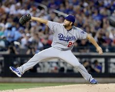 Los Angeles Dodgers vs. New York Mets - Photos - May 29, 2016 - ESPN