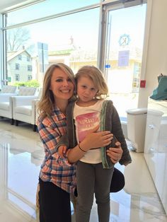 Mother daughter blowouts!