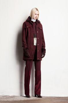 Veronique Branquinho   Pre-Fall 2014 Collection   Style.com