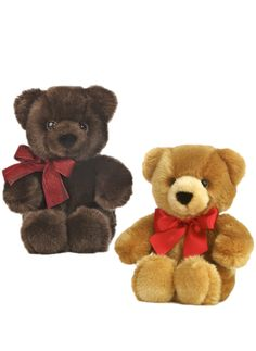 """Have a warm and cozy Holiday Season with our 10.5"""" Cuddle Bears!"""