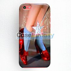 Ruby Slippers iPhone 5C Case | casefantasy