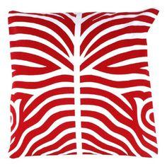 Milton Greens Stars Xandra Throw Pillow - Set of 2 Red - P9313-RD #16 (SET OF 2)