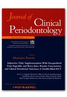 2535 Journal of Clinical Periodontology