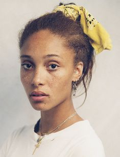 Adwoa Aboah (Street Etiquette Moodboard) aesthetic-li: Adwoa Aboah (via ).aesthetic-li: Adwoa Aboah (via ). Pretty People, Beautiful People, Tyrone Lebon, Freckle Face, Interesting Faces, Black Power, Mode Style, Black Is Beautiful, Woman Face