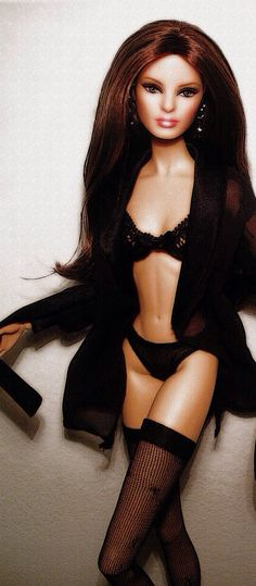 Lovely lingerie to lounge in is my secret for feeling powerful