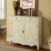 Found it at Wayfair - Hand Painted 2 Door 2 Drawer Console