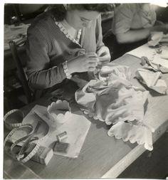 Histoire cole de mode paris ecole de la chambre for Chambre syndicale de la haute couture