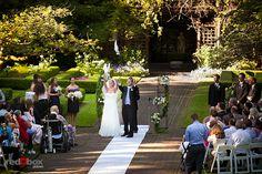 Lakewold Gardens Wedding