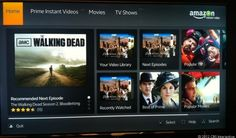 SONY TV AMAZON APP AVAILABLE FOR ANDROID TV
