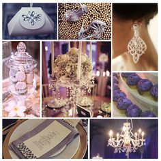 Stage a chic debut with this chateau-inspired moodboard!