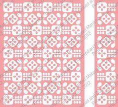 Cuttlebug FLORAL FOLK Embossing Folder & Border  4.25 in X 5.5 in BRAND NEW #Cuttlebug