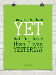 Not yet, but closer than yesterday