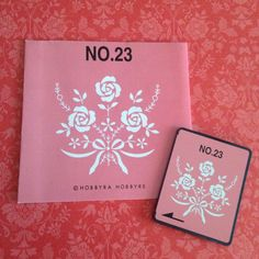 Brother Hobbyra Hobbyre Embroidery Card No. 23 Linen/Lace Babylock 100+ Designs #BrotherIndustries