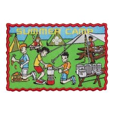 Season Camp Badge Scout Winter Autumn Spring Summer Collecters for sale online Badges, Spring Summer, Kids Rugs, Camping, Seasons, Autumn, Winter, Girls, Fun