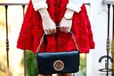 Crimenes de la Moda: Falda de flores