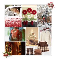 """""""Christmas!"""" by polytom10 ❤ liked on Polyvore"""