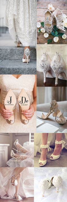 Online shopping pretty bridal shoes to match your perfect wedding dresses, Shoespie supplies cheap comfortable wedding shoes and various styles sexy high heels to sale for bride and women. Perfect Wedding Dress, Wedding Wear, Wedding Bells, Wedding Dresses, Bridal Shoes, Wedding Shoes, Wedding Stuff, Pink And Gold Wedding, Weeding