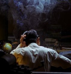 In the Mood for Love; directed by Wong Kar Wai