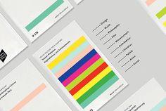 Merve Verlag / Re-Design on Editorial Design Served