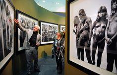 La colección fotográfica 'La luz de la selva amazónica' que se expone en Madrid
