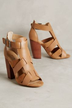 Anthropologie's New Arrivals: Sandals - Topista---- Get. On. My. Feet.