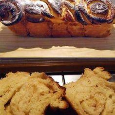 Cozonac pufos rusesc Treccia Russa - www.lauraadamache.ro Sweet Bread, Mashed Potatoes, Chicken, Ethnic Recipes, Food, Simple, Cook, Recipes, Fine Dining