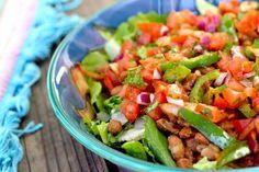 salada apimentada