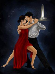 Un tango, di Graced [Poesia] ::   LaRecherche.it