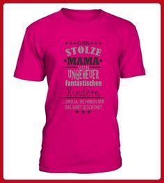 Stolze MAMA Geschenk Shirt - Shirts für kinder (*Partner-Link)