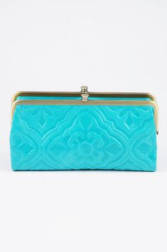 1st Pick- Hobo International 'Moroccan - Embossed Lauren' Double Frame Clutch- $118.00 - sold out :(