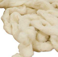 Laine mouton pour rembourrage