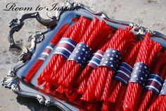 4th of July Snack Ideas