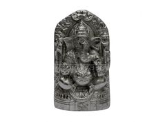 "Lord Ganesha made of pure solidified mercury (Parad). Parad Ganpatti is very effective in removal of hurdles and miseries of life. http://vedicvaani.com/index.php?_route_=Lord-Ganesha-Idol-in-Parad  is revered as the son of the Shiva and Parvati. As the god of success, his names are chanted at the start of any important venture. As per the Brahma Purana, any person, male or female and belonging to any ""Varna""- Brahmin, Kshatriya, Vaishya or Shudra, who worships Parad idols daily"
