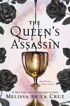"""Read """"The Queen's Assassin"""" by Melissa de la Cruz available from Rakuten Kobo. **A New York Times and Indie Bestseller! Perfect for fans of Sarah J. Maas and Red Queen, this is the first novel in a s. Book Suggestions, Book Recommendations, Ya Books, Good Books, Free Books, Thea Queen, Plot Twist, Fiction Books, Book Nerd"""